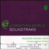 Mountain Moving Faith, Accompaniment Track