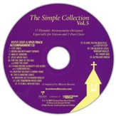 The Simple Collection, Volume 5 (Split-Track Accompaniment)