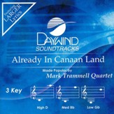Already in Canaan Land, Accompaniment CD