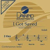 I Got Saved, Acc CD