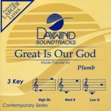 Great is Our God, Accompaniment CD