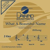 What a Beautiful Name, Accompaniment CD