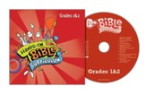 Hands-On Bible Curriculum: Grades 1 & 2 CD, Spring 2018