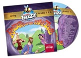 Buzz: Grades 5 & 6 Raiders of the Empty Tomb CD, Spring 2018