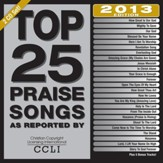 Top 25 Praise Songs, 2013 Edition, CD