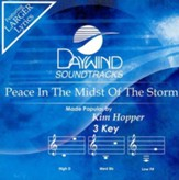 Peace In The Midst Of The Storm, Accompaniment CD