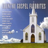 Country Gospel Favorites CD