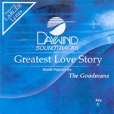 Greatest Love Story, Accompaniment CD