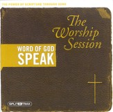 Word of God Speak: The Worship Session CD Trax