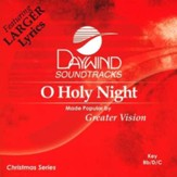 O Holy Night, Accompaniment CD