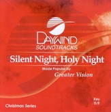 Silent Night, Holy Night, Accompaniment CD