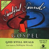 God Still Heals, Accompaniment CD