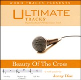 Beauty Of The Cross - Medium Key Performance Track w/ Background Vocals [Music Download]