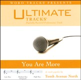 You Are More - Medium Key Performance Track w/ Background Vocals [Music Download]