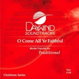 O Come All Ye Faithful, Accompaniment CD