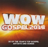 WOW Gospel 2016 CD