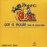 God Is Bigger (Than The Boogie-Man), Accompaniment CD