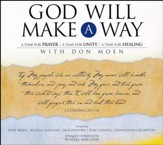 God Will Make A Way, Listening CD