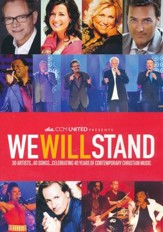 We Will Stand, DVD