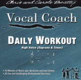 Daily Workout High Voice CD