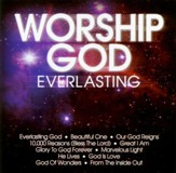 Worship God: Everlasting, CD
