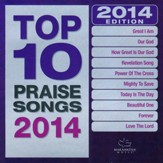 Top 10 Praise Songs 2014, CD