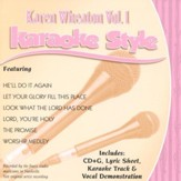 Karen Wheaton, Volume 1, Karaoke Style CD