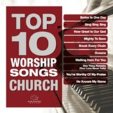 Top 10 Worshop Songs: Church, CD