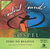 Time To Believe, Accompaniment CD