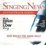 God Walks The Dark Hills, Accompaniment CD