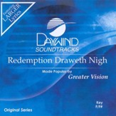 Redemption Draweth Nigh, Accompaniment CD