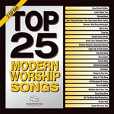 Top 25 Modern Worship Songs, 2016 Edition--2 CDs