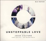 Unstoppable Love CD/Blu-ray Combo