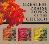 Greatest Praise Songs of the Church 3 CDs