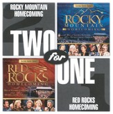 Rocky Mountain/Red Rocks Homecoming CD