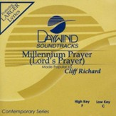 Millenium Prayer (Lord's Prayer), Accompaniment CD