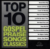 Top 10 Gospel Praise Songs Classics (Green)
