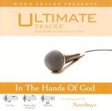 In The Hands Of God - Medium Key Performance Track w/ Background Vocals [Music Download]