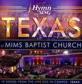 Gospel Music Hymn Sing: Live In Texas CD