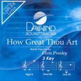 How Great Thou Art, Acc CD