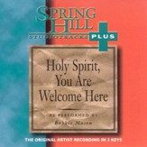 Holy Spirit, You Are Welcome Here, Accompaniment CD