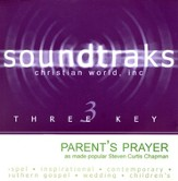 Parent's Prayer, Accompaniment CD