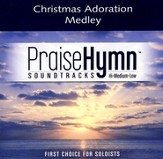 Christmas Adoration Medley, Accompaniment CD