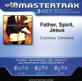 Father, Spirit, Jesus, Accompaniment CD  - Slightly Imperfect
