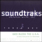 God Bless The U.S.A., Acc CD