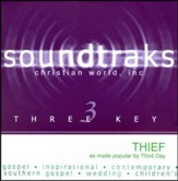 Thief, Accompaniment CD