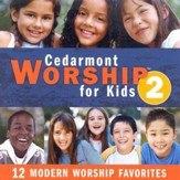 Cedarmont Worship for Kids: Volume 2 (with Split Tracks), CD