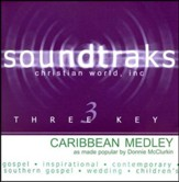 Caribbean Medley, Accompaniment CD