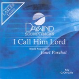 I Call Him Lord, Accompaniment CD