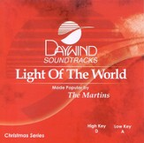 Light of the World, Accompaniment CD